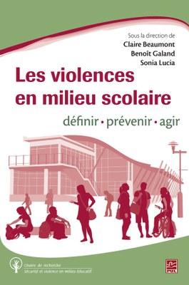 les violences en milieu scolaire