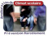 Plate-forme Amélioration du climat scolaire : prévention du harcèlement à l'école