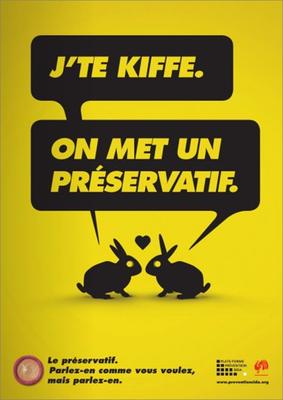 campagne sida été 2010 kiffe