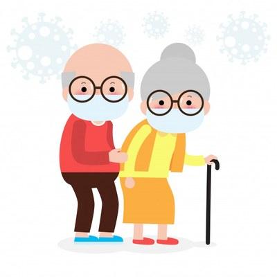Personnes âgées et Corona